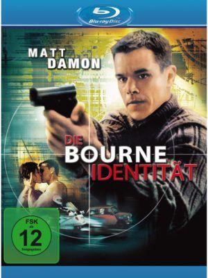 Die Bourne Identität (Blu Ray) für 3,67€ (statt 9€)