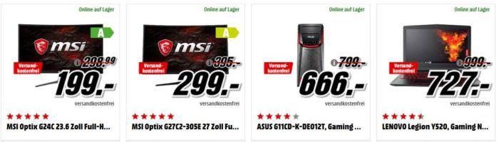 MSI FORCE GC20 Gamepad für 17€ (statt 35€) uvm. im Media Markt Dienstag Sale