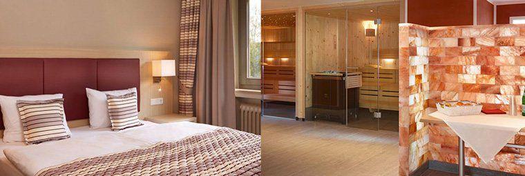 2 ÜN im Sauerland direkt am See inkl. HP, Fitness, Sauna & Pool für 100€ p.P.