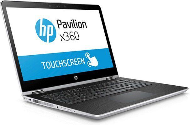 HP Pavilion x360 14 ba035ng i3   14 Convertible mit 1TB HDD, 4GB RAM und Windows 10 Home für 499€ (statt 599€)