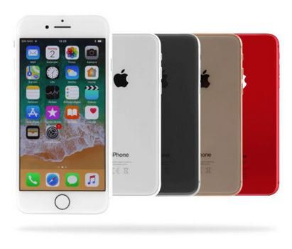 Apple iPhone 8 64GB div. Farben [B Ware] ab 431,91€ (statt 635€)