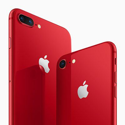 NEWS: Das iPhone 8 wurde offiziell in rot angekündigt   Red Special Edition