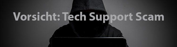 NEWS: Neue Betrugsmasche: Falsche Microsoft Support Anrufe kursieren
