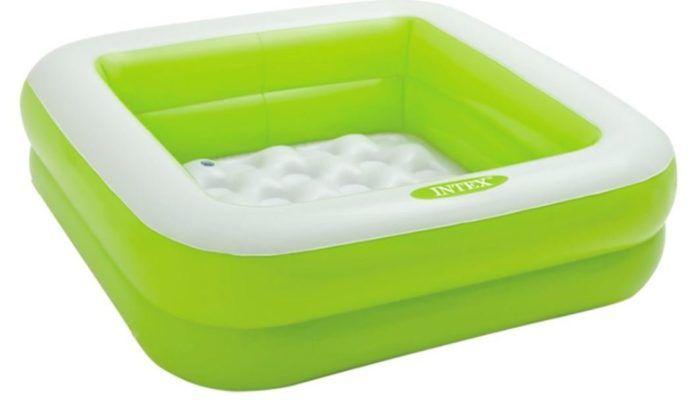 Intex Play Box Pool   Bierkühler [?] 85 x 85 x 23 cm für 8,99€ [Prime]