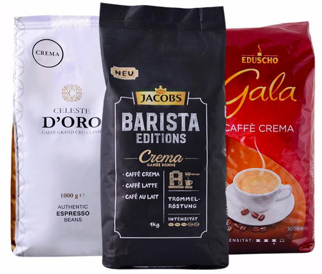 3kg Exklusives Kaffeepaket mit Bestsellern für 33,94€
