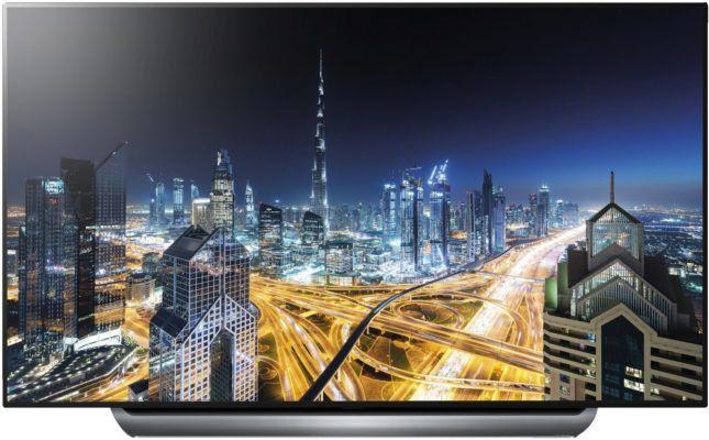 LG OLED65C8LLA   65 LED Fernseher mit 4K und 2.2 Soundsystem für 2.699€ (statt 3.399€)