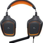 Logitech G231 Prodigy – Gaming-Headset für 33€ (statt 45€)