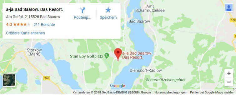 1 ÜN in Brandenburg inkl. Frühstück, Wellness & Late Check Out ab 59€ p.P.