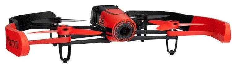 Parrot Bebop Drohne inkl. 1 Akku für 115€ (statt 133€)