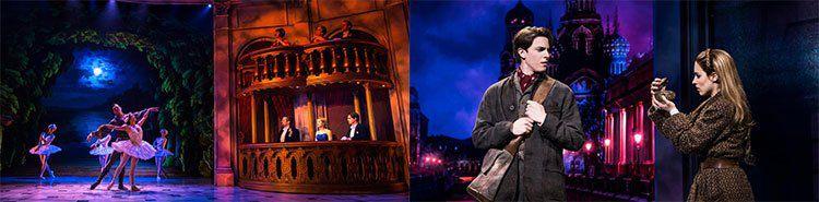 ANASTASIA   das Broadway Musical inkl. ÜN mit Frühstück in Stuttgart ab 99€ p.P.