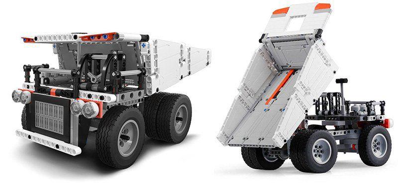 Xiaomi Mitu Block Robot Mine Truck für 24,06€ (statt ~30€)