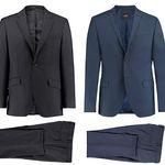 "s.Oliver ""Cosimo Slim Fit"" oder ""Firenze Slim Fit"" Herren Anzug für je 99,90€ (statt 180€)"
