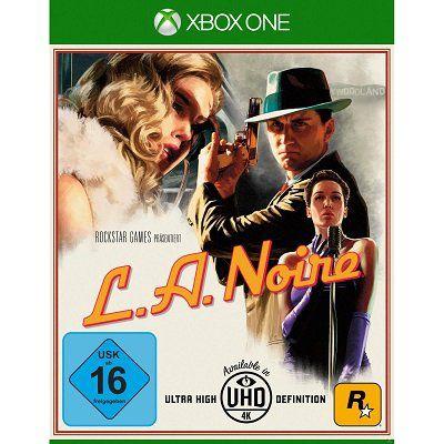 L. A. Noire (Xbox One, PS4) für je 18€ (statt 30€)