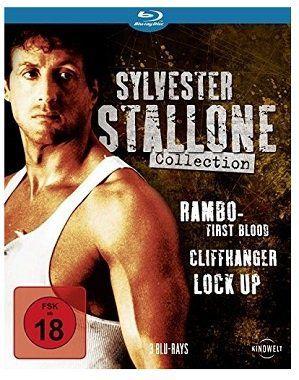 Sylvester Stallone Collection auf Blu ray für 13€ (statt 37€)