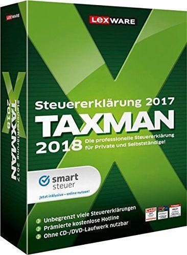 Steuersoftware 2018 günstig kaufen und sich Stress ersparen