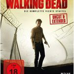 The Walking Dead – Die komplette vierte Staffel (Blu-ray) für 12,99€ (statt 23€)