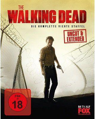 The Walking Dead   Die komplette vierte Staffel (Blu ray) für 12,99€ (statt 23€)