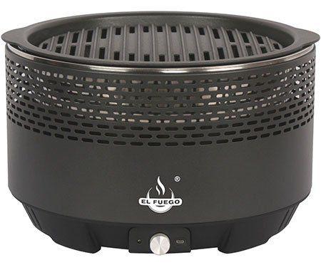 EL FUEGO AY 5321 Denton   Rauchfrei grillen für 39€ (49€)
