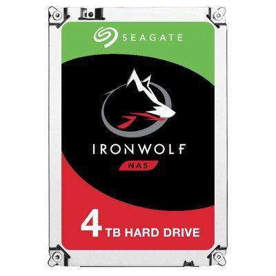 Seagate IronWolf 4TB Interne Festplatte 3,5″ für 91€ (statt 104€)