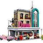 LEGO Creator – Amerikanisches Diner (10260) für 115€ (statt 150€)
