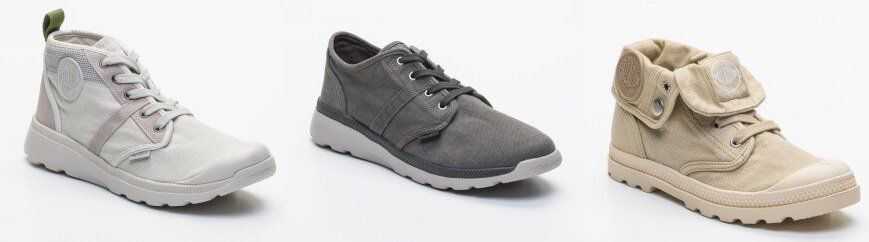 Palladium Schuh Sale bei Vente Privee   z.B. Damen Sneaker ab 25,90€
