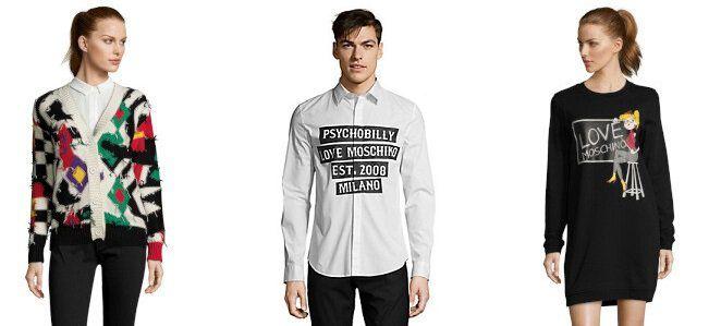 Love Moschino Sale mit bis zu 67% Rabatt bei Vente Privee   z.B. Kleider ab 79,99€