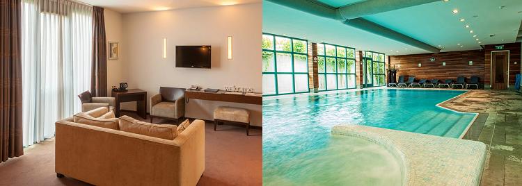 2 ÜN im 4* Hotel in den Niederlanden (nahe Eindhoven) inkl. Frühstück, Dinner, SPA  & Fitness Nutzung ab 89€ p.P.