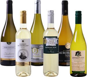 Mal was anderes! Weißweinpaket Nah und Fern mit 6 Weinen für 35,94€ (statt 67€)