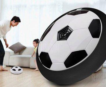Air Power Soccer Disk   der flache Ball für zu Hause für 8,39€ (statt 11€)
