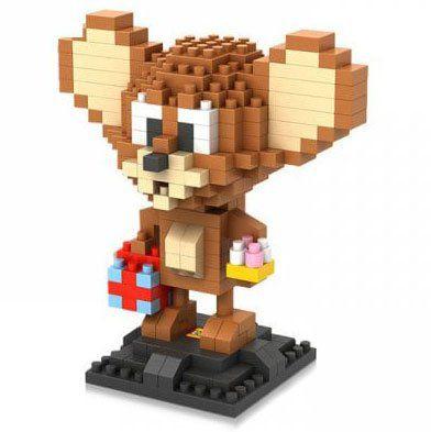 DIY Figur Maus aus 280 Teilen für 1,09€
