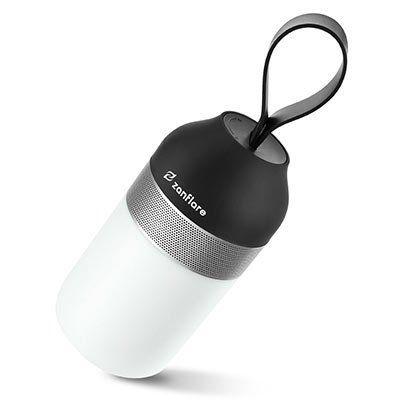 zanflare   Zeltlicht mit Lautsprecher für 16,73€
