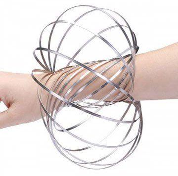 Flow Ring   Kinetisches Spielzeug für 3,72€ (statt 7€)