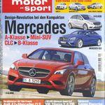 auto motor und sport Jahresabo für 118,30€ + 105€ Verrechnungsscheck + 6€ Sofort-Rabatt