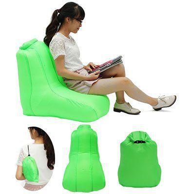 IPRee   Aufblasbarer Stuhl für 7,98€