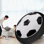 Air Power Soccer Disk – der flache Ball für zu Hause für 4,75€
