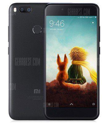 Xiaomi Mi A1 Smartphone mit reinem Android (und LTE Unterstützung) für 136,68€ (statt 172€)
