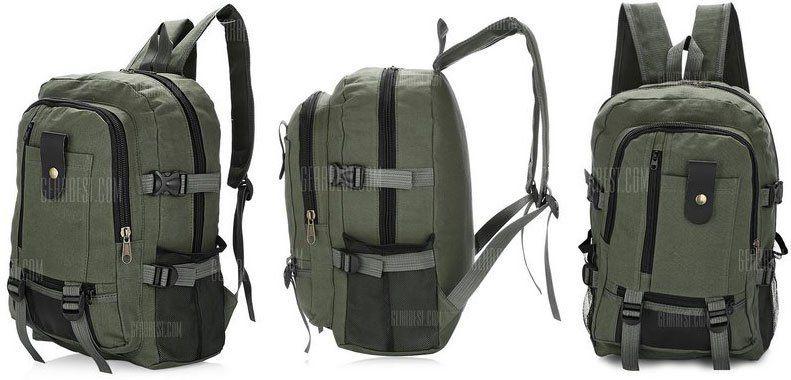 Kleiner kompakter Rucksack (20L) in vielen Farben für je 7,69€