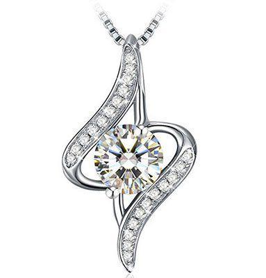 J.Rosée Halskette Liebe auf den ersten Blick 925er Silber für 6,87€ (statt 15€)