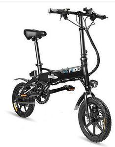 FIIDO D1   E Bike Klapprad mit 7.8Ah Batterie für 347,10€   Versand aus EU