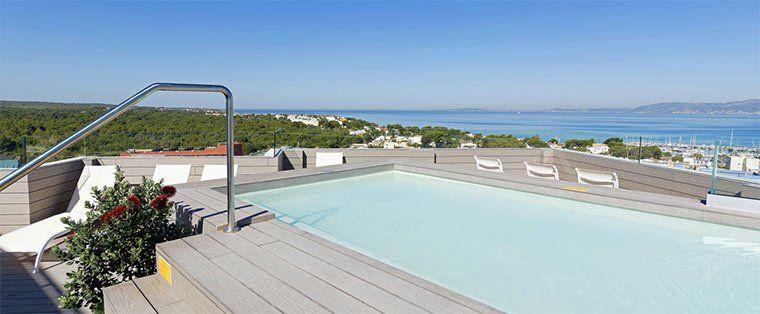 7 Tage Mallorca im TOP Designhotel inkl. HP, allen Transfers & Flüge ab 365€ p.P.