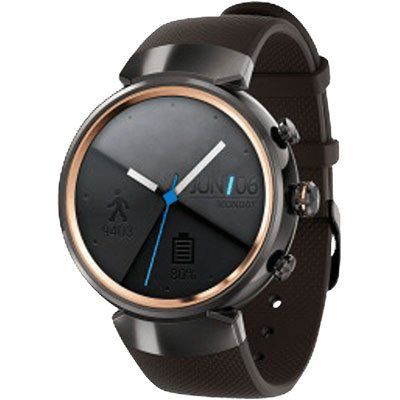ASUS Zenwatch 3 Smartwatch in Gunmetal Grey für 129€ (statt 179€)