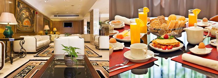 2   4 ÜN im 3* Hotel in Lissabon inkl. Flüge und Frühstück ab 119€ p. P.