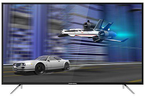 Thomson 43 UC6306   43  TV (4K Ultra HD, HDR 10, Smart TV, WLAN, Triple Tuner (DVB T2), USB) für 311,99€ (statt 414€)