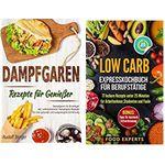 Low Carb Expresskochbuch, Low Carb VEGAN & mehr Ernährungsebooks kostenlos