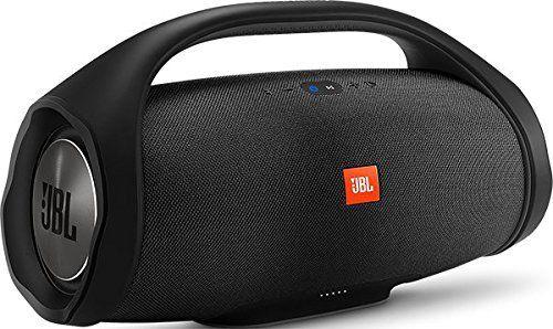 JBL Boombox   Wasserdichter großer Bluetooth Lautsprecher (20.000 mAh Akku) für 318,49€€ (statt 371€)