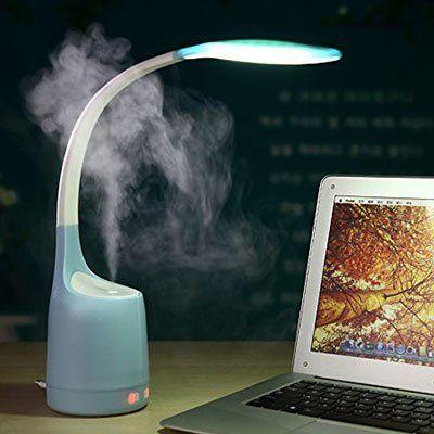 Schreibtischlampe & Luftbefeuchter in Einem für 15,04€ (statt 30€)
