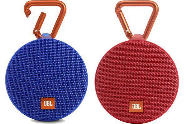JBL Clip 2 in Blau oder Rot für 29,95€ (statt 38€)