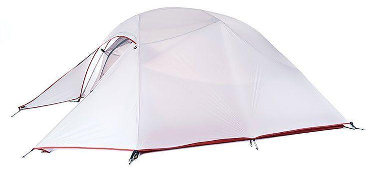 Naturehike Cloud up 3   Zelt für bis zu drei Personen für 116,17€