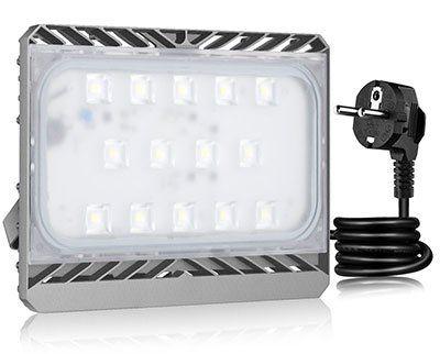 GOSUN 70W LED Außenstrahler (CREE SMD5050) für 36,89€ (statt 70€)