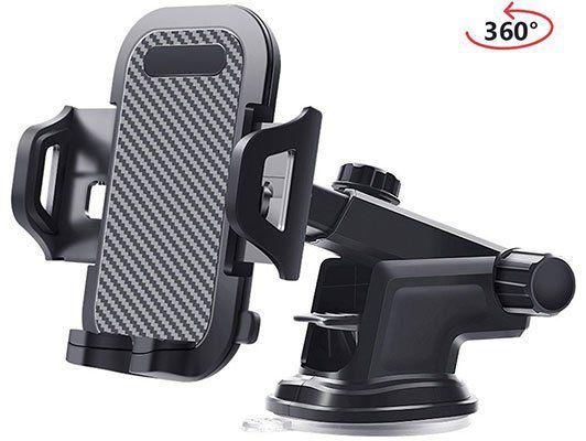 Purebox 360° Handyhalterung mit Saugnapf für 8,75€ (statt 12,50€)